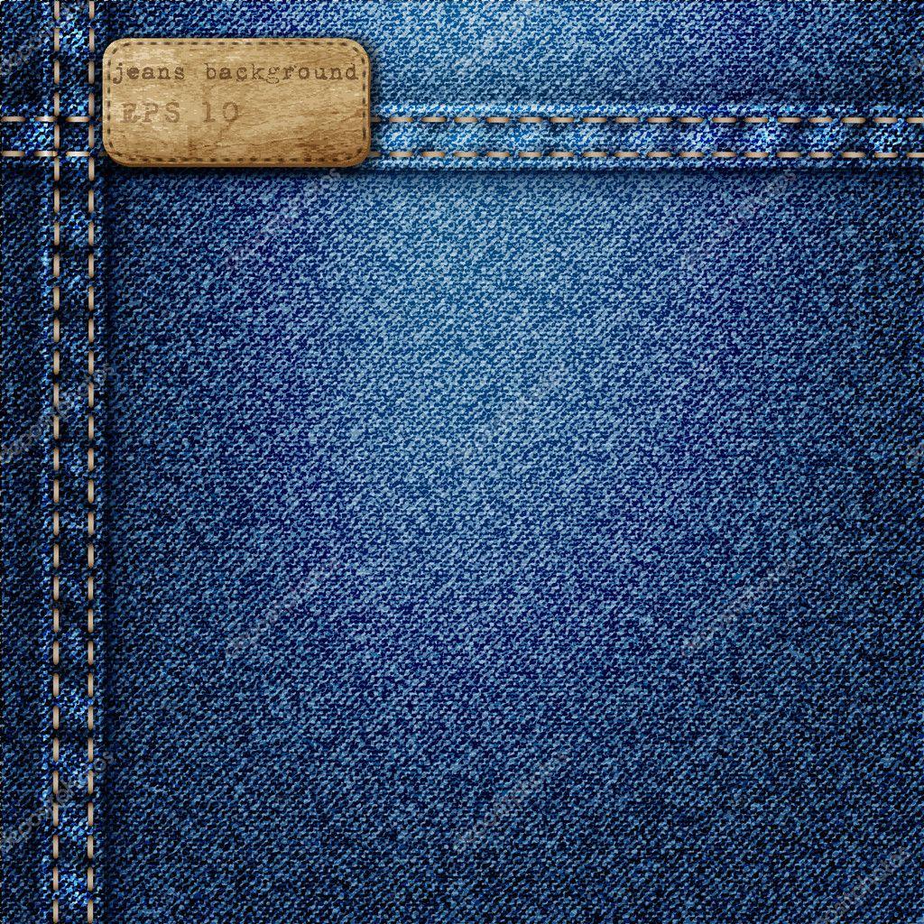 Denim background u2014 Stock Vector u00a9 A-R-T-U-R #10438261