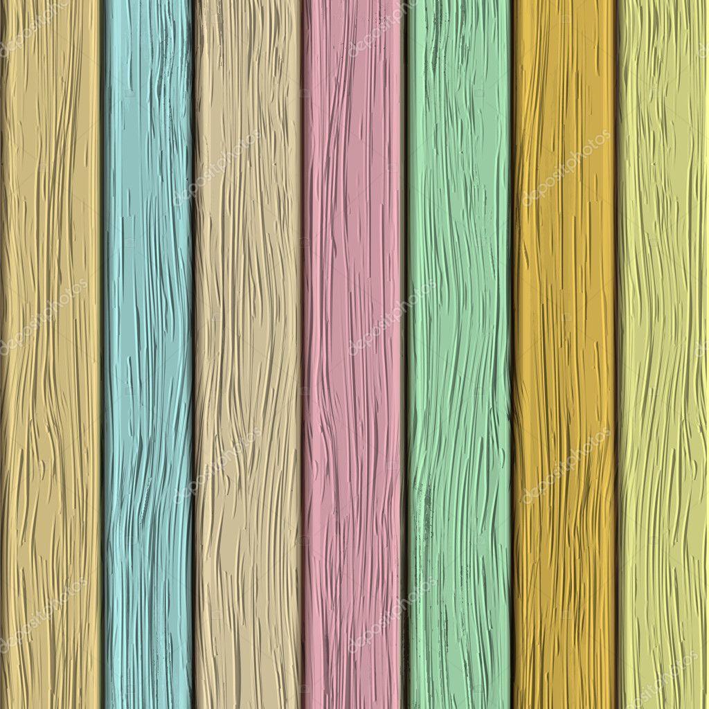 Old wooden texture in pastel tones