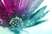 Fotografie Flowers background