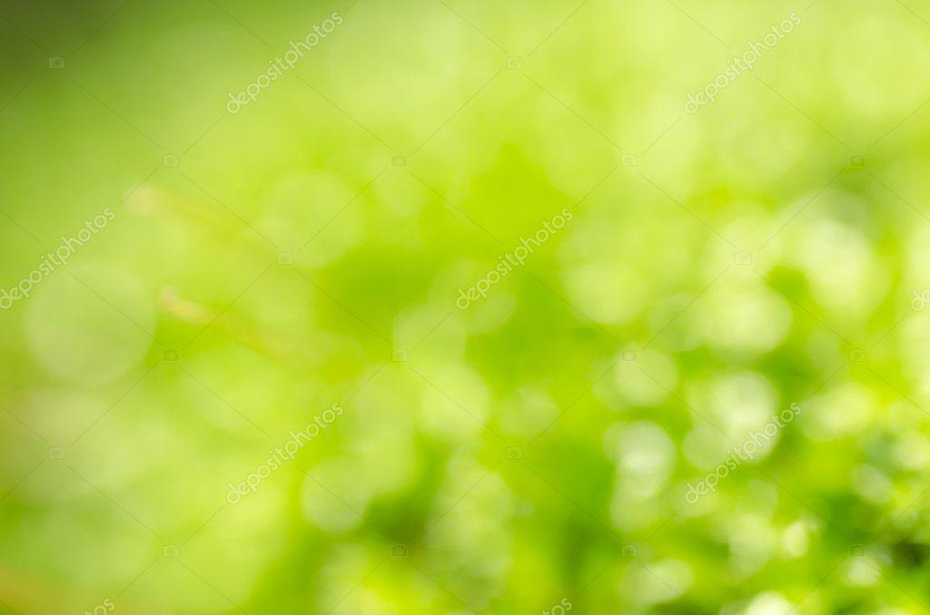 Moss blur background