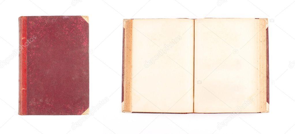 Livre Ancien Ouvert Et Ferme Photographie Xavigm99 C 9139618