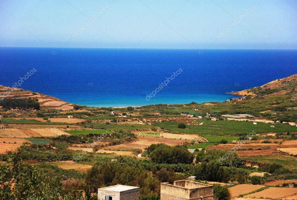 Beautiful Ramla Bay Malta, Europe