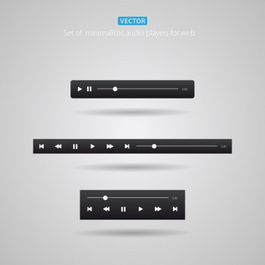 Web audio player