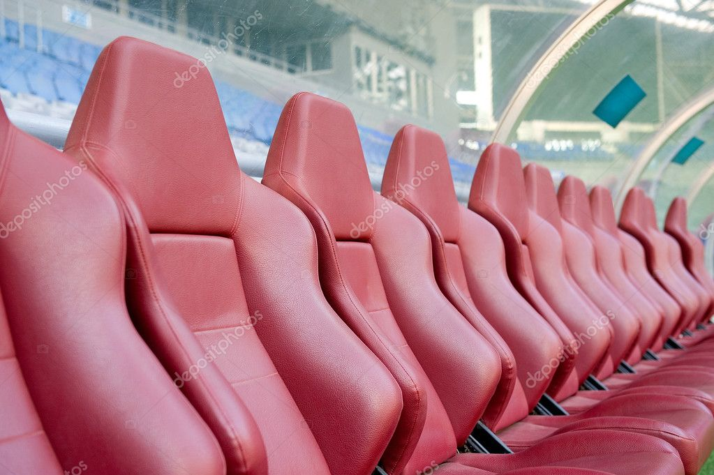 Leather seats for coaches