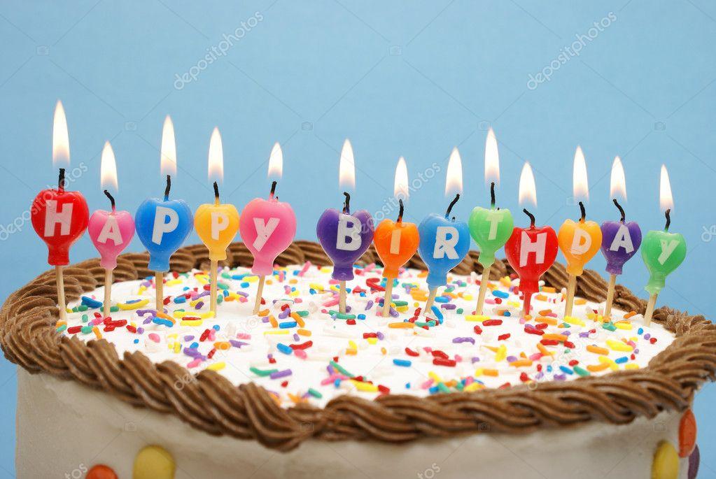 Happy Birthday Cake Stock Photo 169 Alphababy 9194949
