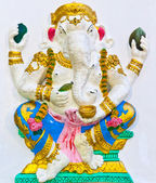 Ganesha is the god of India