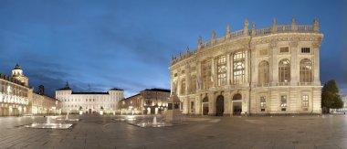 Turin, Piazza Castello, Italy