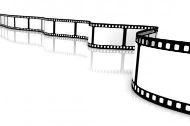 Blank film