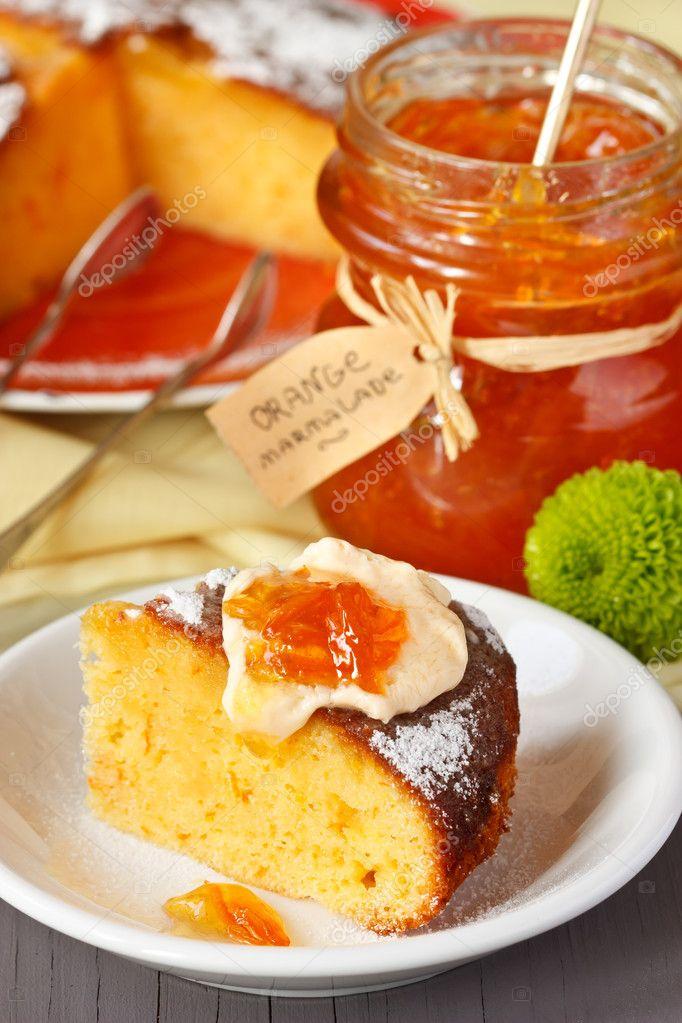 Творожно апельсиновый кекс рецепт