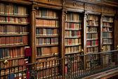Fotografie Knihovna starých knih