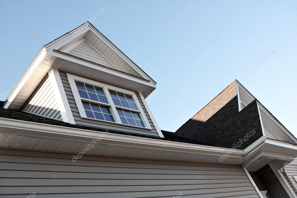 New House Peaks and Dormers