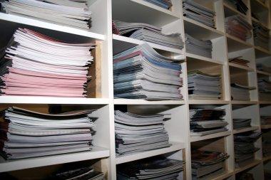 Magazine stacks