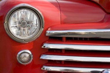 Vintage Car Detail