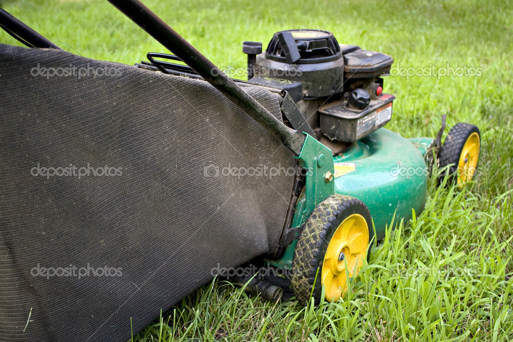 Push Style Lawn Mower