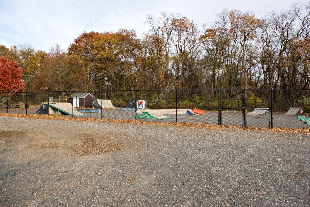 Outdoor Skate Park