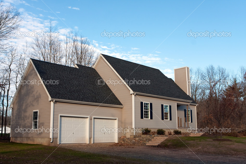 Newly Constructed Home with Two Car Garage