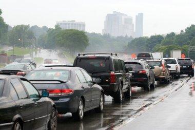 Traffic Jam Congestion