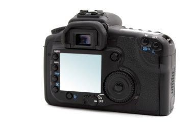 DSLR Camera LCD Screen