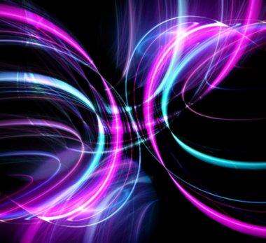 Glowing Disco Lights