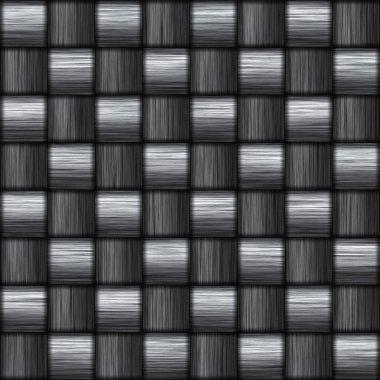 Blue carbon fiber