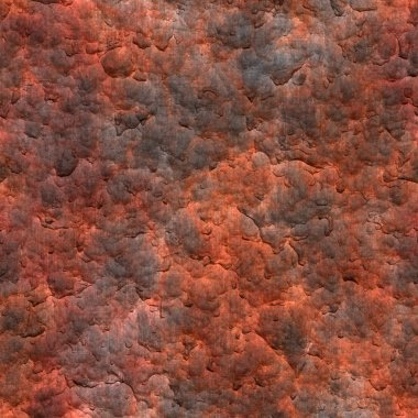 Rusted Metal Seamless Texture