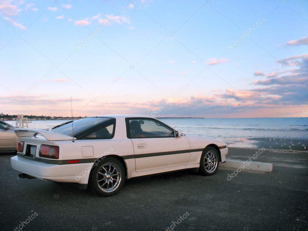 Beach Sports Car