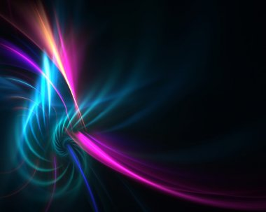 Fractal Plasma Vortex