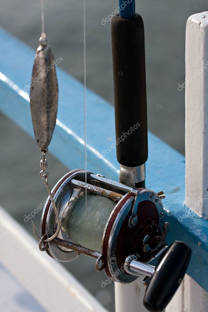 Ocean Fishing Reel