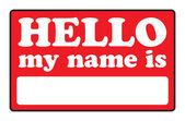Dobrý den, mé jméno je značky