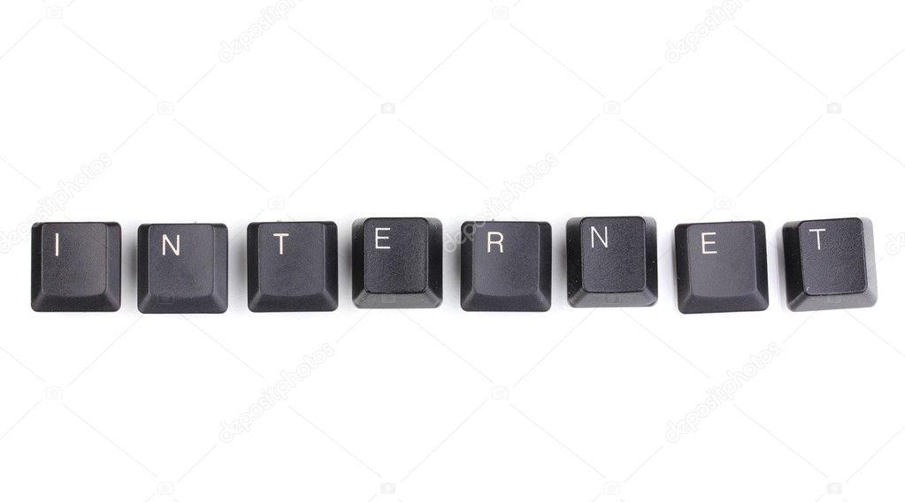 keys to internet