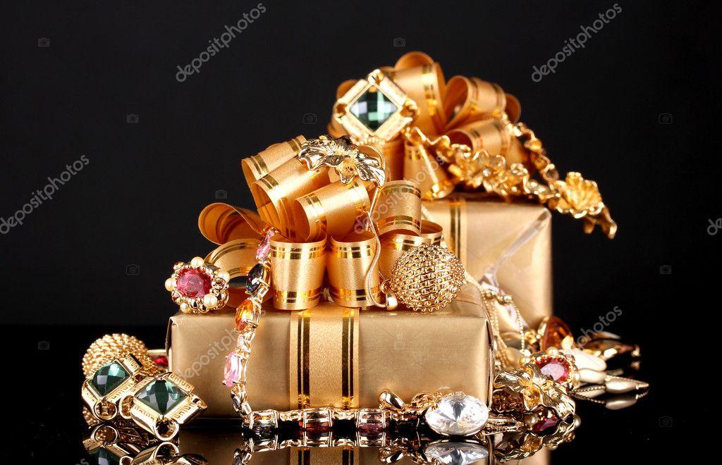 поздравления с днем рождения золотые побрякушки