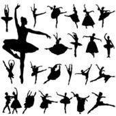 Fényképek Balerina és balett