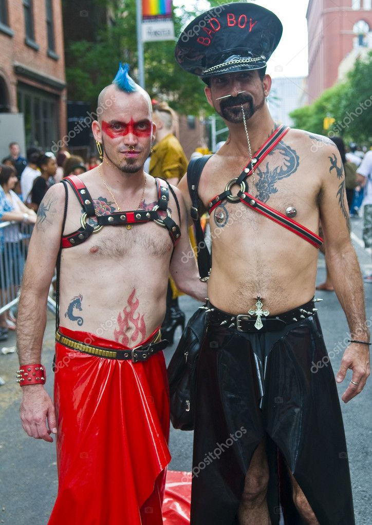 NYC gay sexe