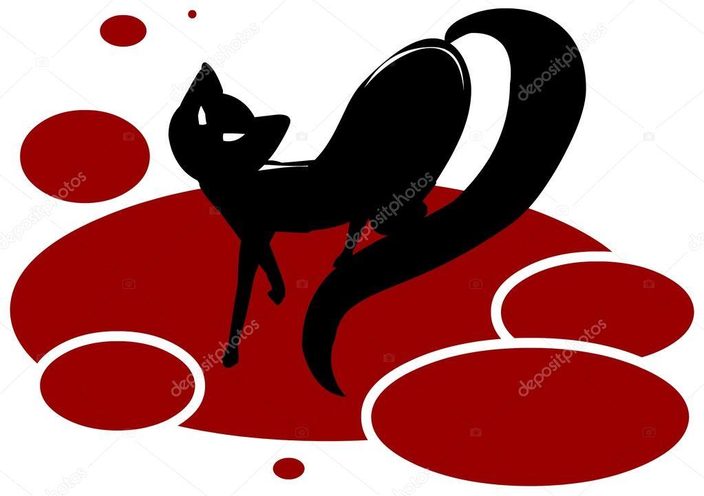 femmes noires jouant avec la chatte