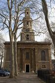 Fotografie St. Johannes der Täufer-Kirche in hoxton