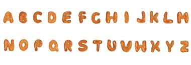 British alphabet letters