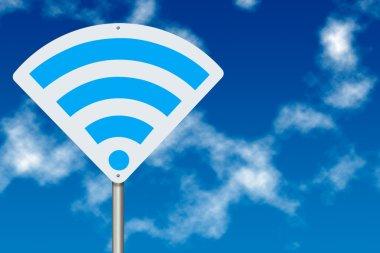 WiFi zone concept