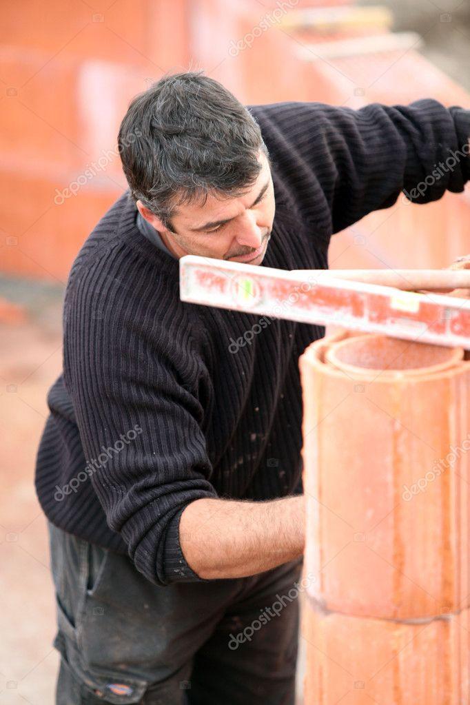 Alba il en el trabajo foto de stock photography33 9590132 - Trabajo albanil madrid ...