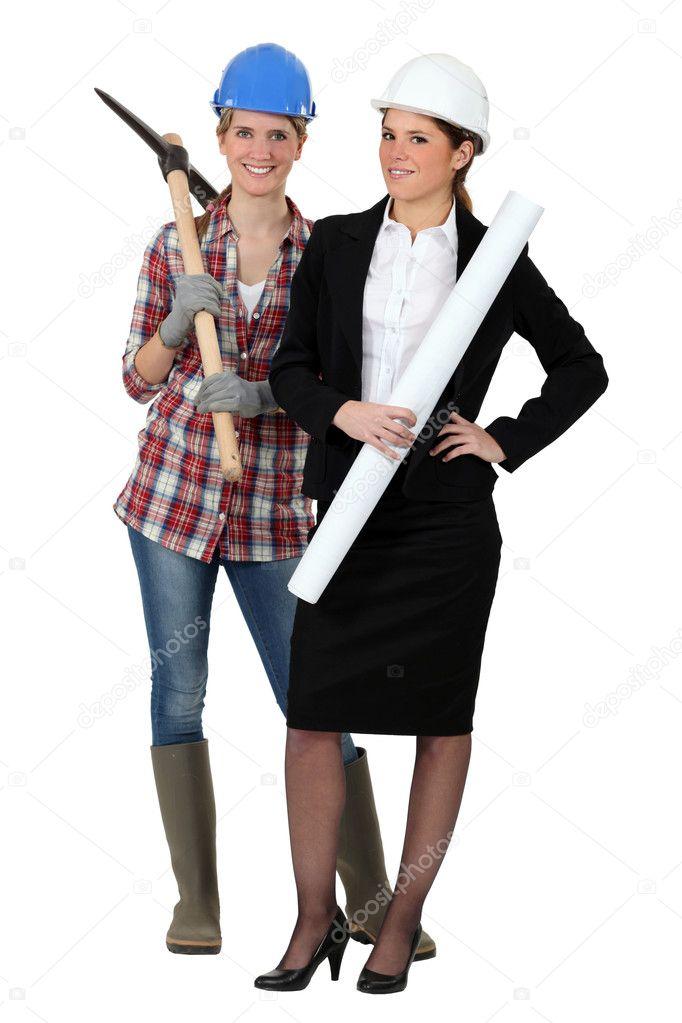 Vrouwen Zijn Net Zo Goed Als Mannen Stockfoto