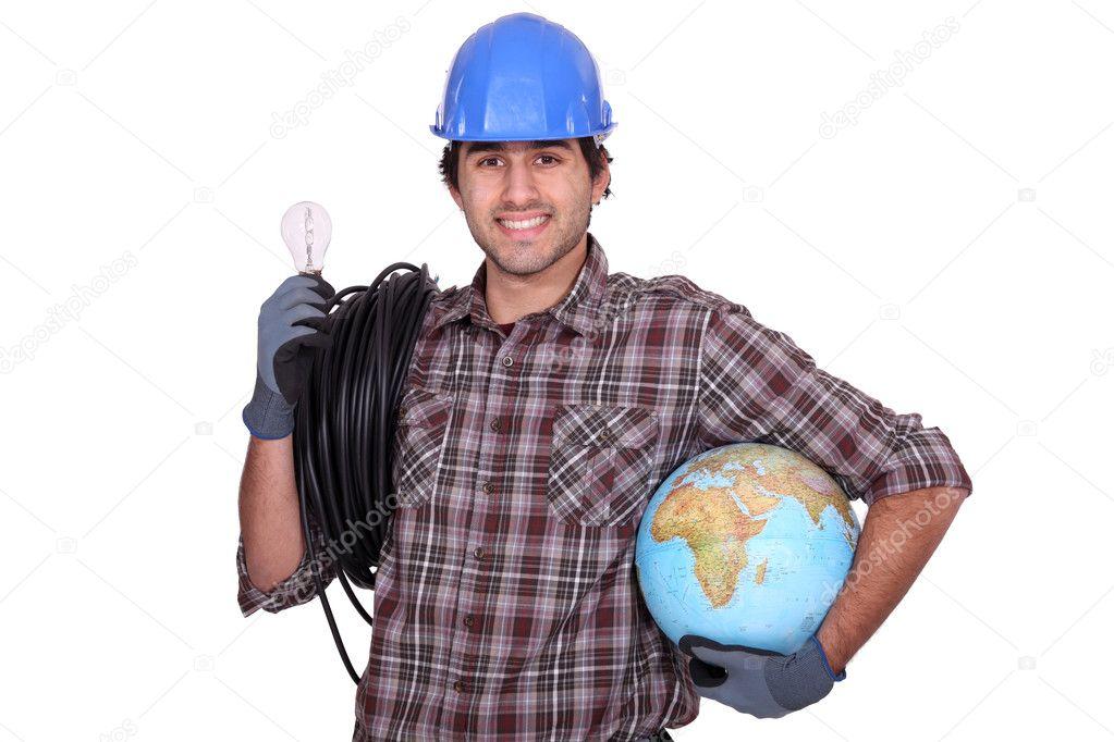 begierig Elektriker Installation von elektrischen Anlagen im Ausland ...