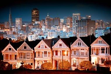 Urban landscape San Francisco