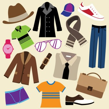 Fashion clothes and accessories