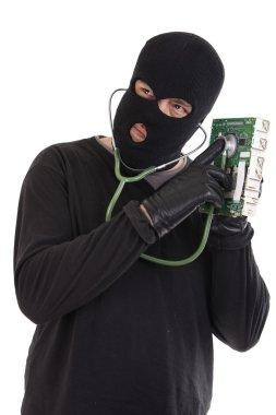 Thief of informatics