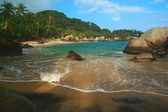 Photo Caribbean Beach in Colombia