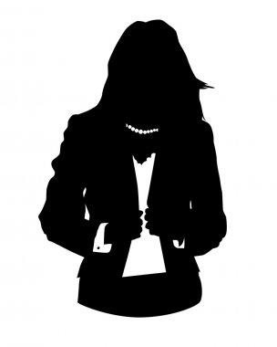 Office avatar woman
