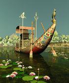 Egyptský člun