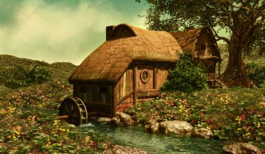 The Water Mill