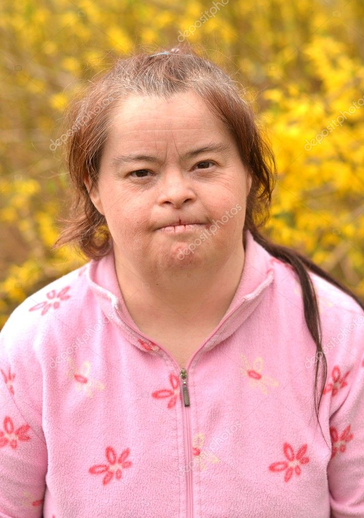 Down syndrome women, women getting rough fucked gifs