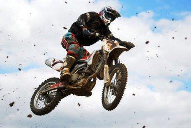 Motocross MX rider