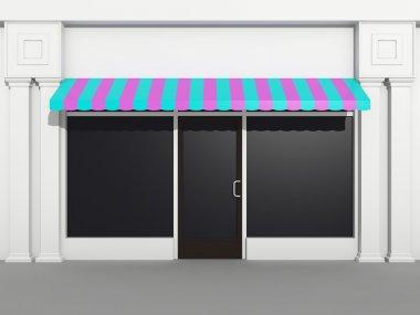 Shopfront - store front